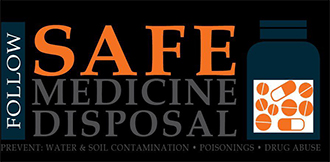 Photo of Logo for Safe Medicine Disposal designed by Community Member