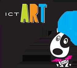 ICT ArtDog logo