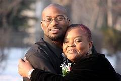 Photo of Mary Johnson and Oshea Isreal