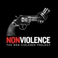 Image of The Nonviolence Project poster.