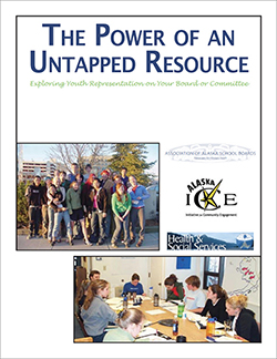 "Cover of the booklet ""The Power of an Untapped Resource."""