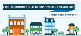 CDC Community Health Improvement Navigator logo