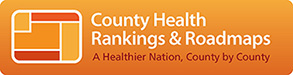 County Health Ranking and Roadmaps logo