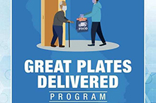 Image of Great Plates Delivered logo.