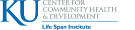 KU Center for Community Health and Development logo