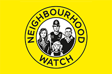 Image of Neighbourhood Watch logo.