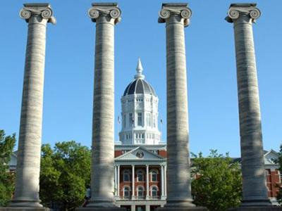 Photo of Boone County capitol building.